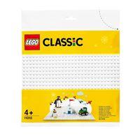 LEGO® Classic 11010 Witte bouwplaat