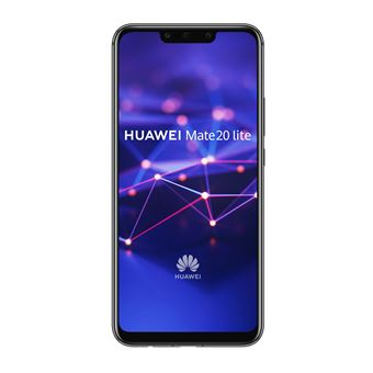 Smartphone Huawei Mate 20 lite Double SIM 64 Go Noir