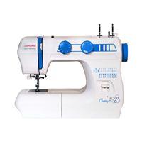 Machine à coudre Janome Cherry 21 85 W Blanc et Bleu