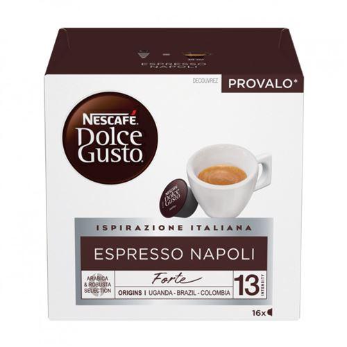 Café Nescafé Dolce Gusto Espresso Napoli 16 capsules