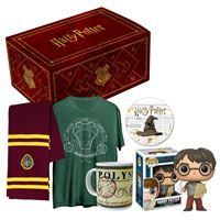 Officiële Harry Potter box met T-shirt M