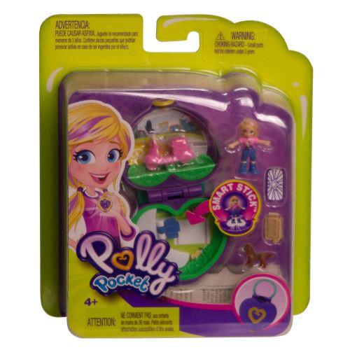 Playset Polly Pocket Le pique-nique de Polly