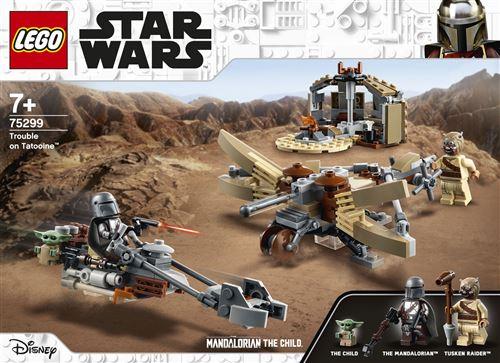 LEGO® Star Wars ™ 75299 Problème sur Tatooine