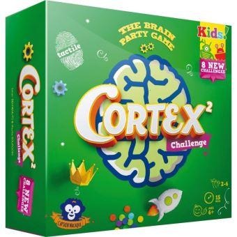 CORTEX - CHALLENGE KIDS 2 (VERT) (NL,DE,FR,EN)