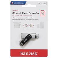 Clé USB SanDisk iXpand 128 Go Gris Sidéral