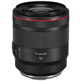 Objectif Canon RF 50 mm f/1.2L USM