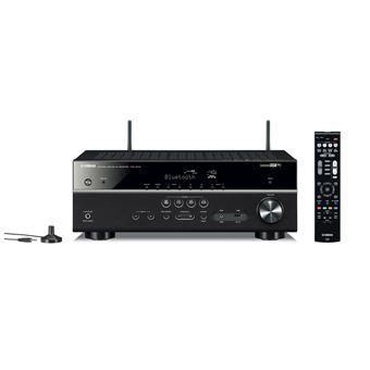 Ampli-tuner Home Cinéma Yamaha HT-R4072 Noir