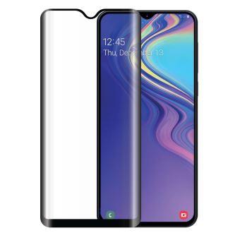 Protection d'écran en verre trempé 2.5D Big Ben Connected Transparent avec Contour noir pour Samsung Galaxy A20e