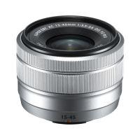 Fujifilm XC 15-45mm f/3.5-5.6 OIS PZ Hybride Lens Zilver