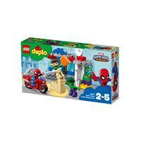 Lego® Duplo® Super AchatFnac Héros Idées Et 3R54jLA