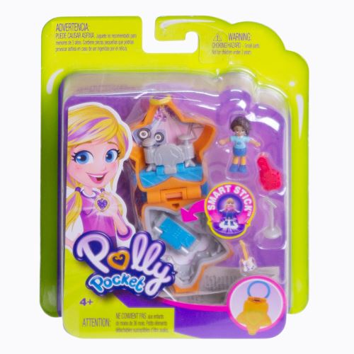 Playset Polly Pocket Le concert de Shani