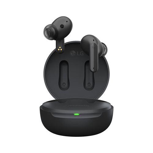 Ecouteurs à réduction de bruit sans fil Bluetooth LG Tone Free FP5 True Wireless Noir