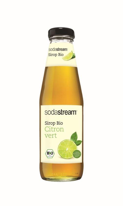 Sirop Sodastream Bio citron Vert