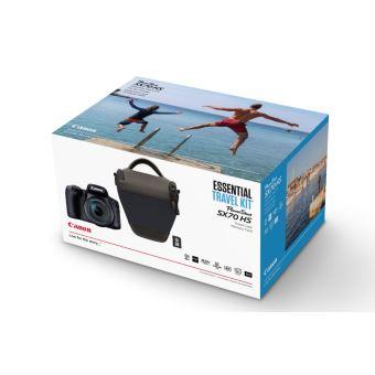 Pack Bridge Numérique Canon Powershot SX70 HS + Housse + Carte SD 16Go
