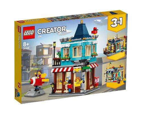 LEGO® Creator 31105 Le magasin de jouets du centre-ville