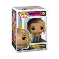 Figurine Funko POP Heroes Birds of Prey Black Canary (Boobytrap Battle)