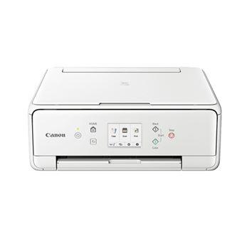 Imprimante Canon Pixma TS6251 Multifonctions 3-en-1 WiFi Blanc