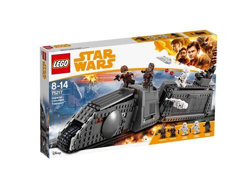 LEGO® Star Wars™ 75217 Véhicule Impérial Conveyex Transport™