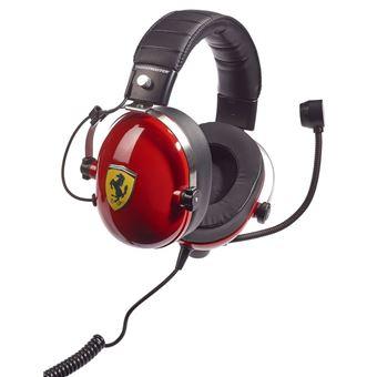 Micro-casque Gaming Thrustmaster T.Racing Scuderia Ferrari Edition