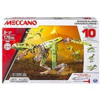 Dinosaures Meccano 10 modèles