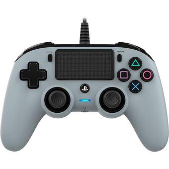 Manette filaire Nacon Grise pour PS4