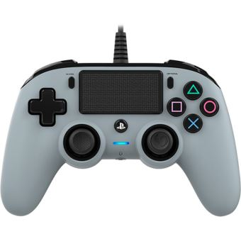 WIRED OFFICIAL CONTROLLER FOR PS4 GREY