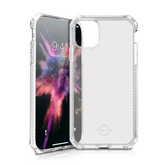Coque Transparente Itskins Spectrum pour iPhone 11