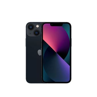 Apple iPhone 13 mini 256 Go Minuit