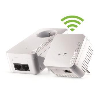 Kit de démarrage Devolo CPL 550 WiFi