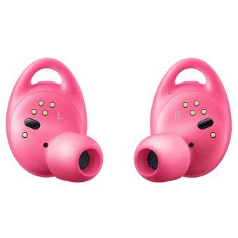 Ecouteurs sans fil Samsung Gear IconX SM-R140NZIA Roses 2018
