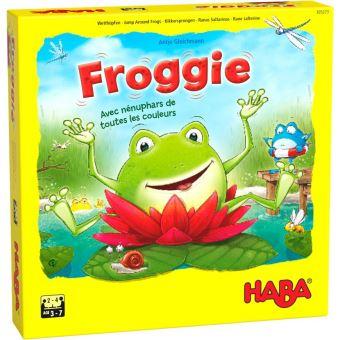 Jeu de société Haba Froggie - Jeu d'ambiance - Achat & prix | fnac