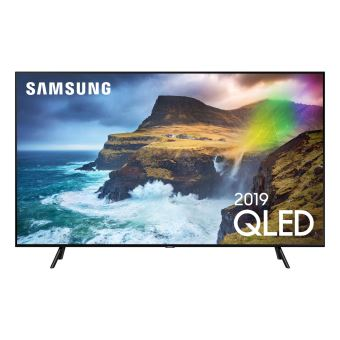 """TV Samsung 82Q70R QLED 4K Full LED Silver Smart TV 82"""""""