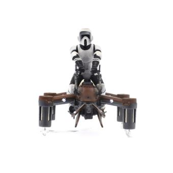 Drone Propel Star Wars Battling Quadcopter 74-Z Speeder Bike Collector's Edition