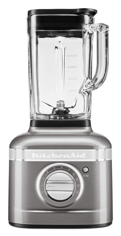 Blender KitchenAid 5KSB4026EMS 1200 W Gris et Noir