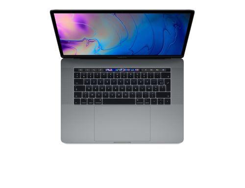 Apple MacBook Pro 15.4 Touch Bar 512 Go SSD 32 Go RAM Intel Core i9 octocur à 2.4 GHz Gris sidéral N