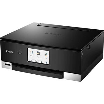 Canon Pixma TS8250 Multifunctionele Printer Zwart