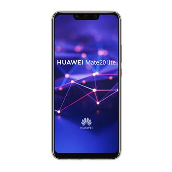 Smartphone Huawei Mate 20 lite Double SIM 64 Go Or