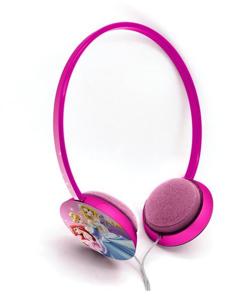 Casque audio enfant Disney DSY-HP751 Princess Rose