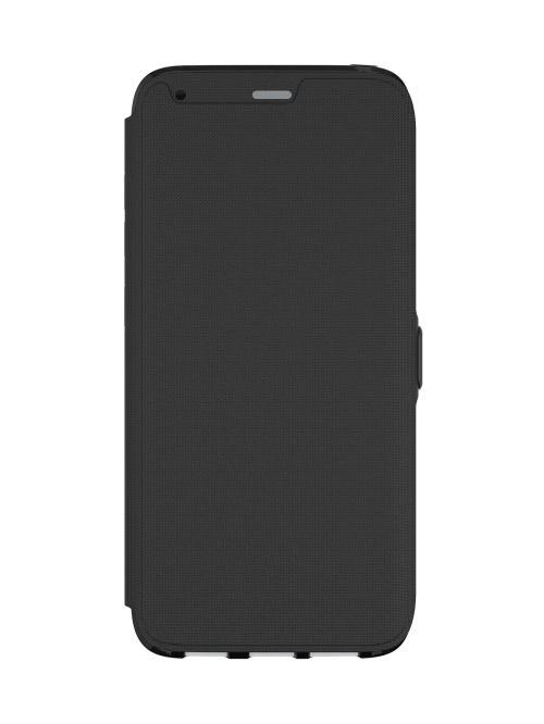 Etui Folio 2 en 1 Tech21 Evo Wallet Noir pour Samsung Galaxy S8
