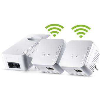 Kit de 3 adaptateurs Devolo CPL 550 WiFi Network