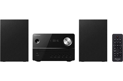 Micro-chaîne Pioneer X-EM16 Noir - Chaîne hi-fi. Achetez en ligne parmi un grand choix de produits high-tech. Remise permanente de 5% pour les adhérents.
