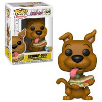 Figurine Funko Pop Scooby Doo with sandwich