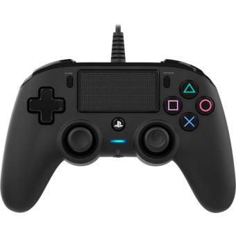Manette filaire Nacon Noire pour PS4