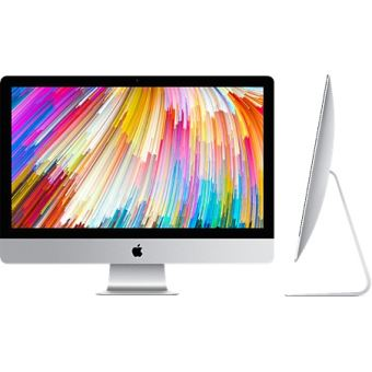 "Apple iMac 27"" Retina 5K 1 To Fusion Drive 8 Go RAM Intel Core i5 quadricœur à 3,4 GHz Nouveau"