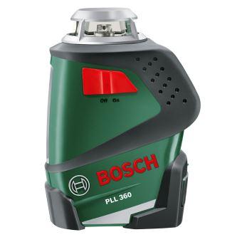 ec69289320bd2 Laser lignes Bosch PLL 360 Basic avec support mural 0603663000