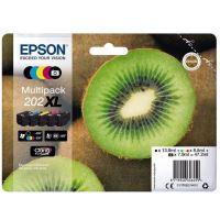 Pack de 4 cartouches d'encre Epson Kiwi 202 XL
