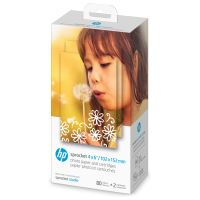 Pack HP Sprocket Studio 2 cartouches + 80 feuilles