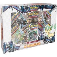 Coffret 6 Boosters Pokémon