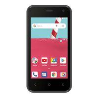 Smartphone Logicom Le Smooth Dual Sim 8GB Zwart