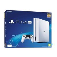 Console Sony PS4 Pro 1 To Blanc